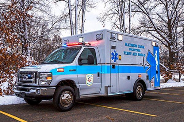 Medix Type III Ambulances