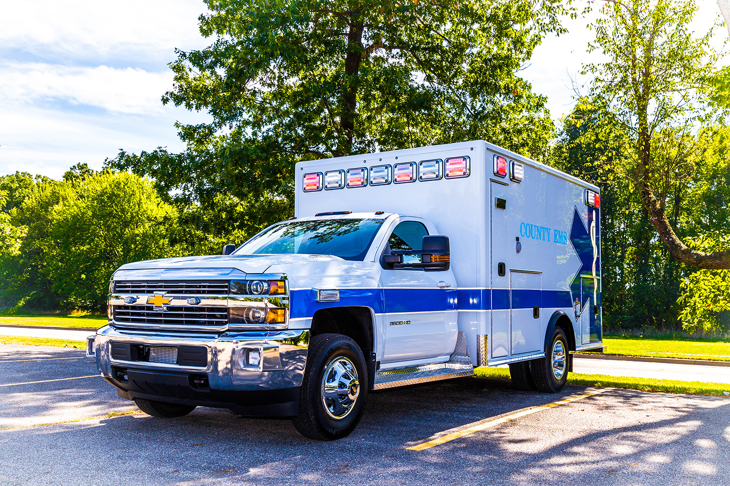 Medix Type I Ambulances