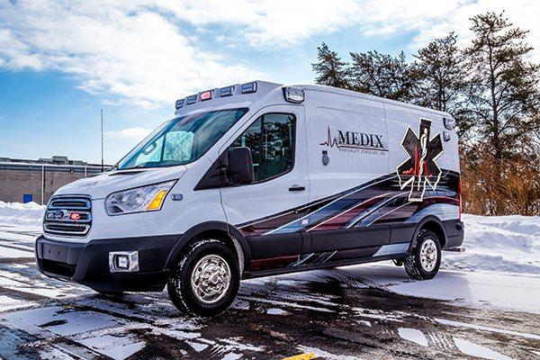 Medix Type II Ambulance