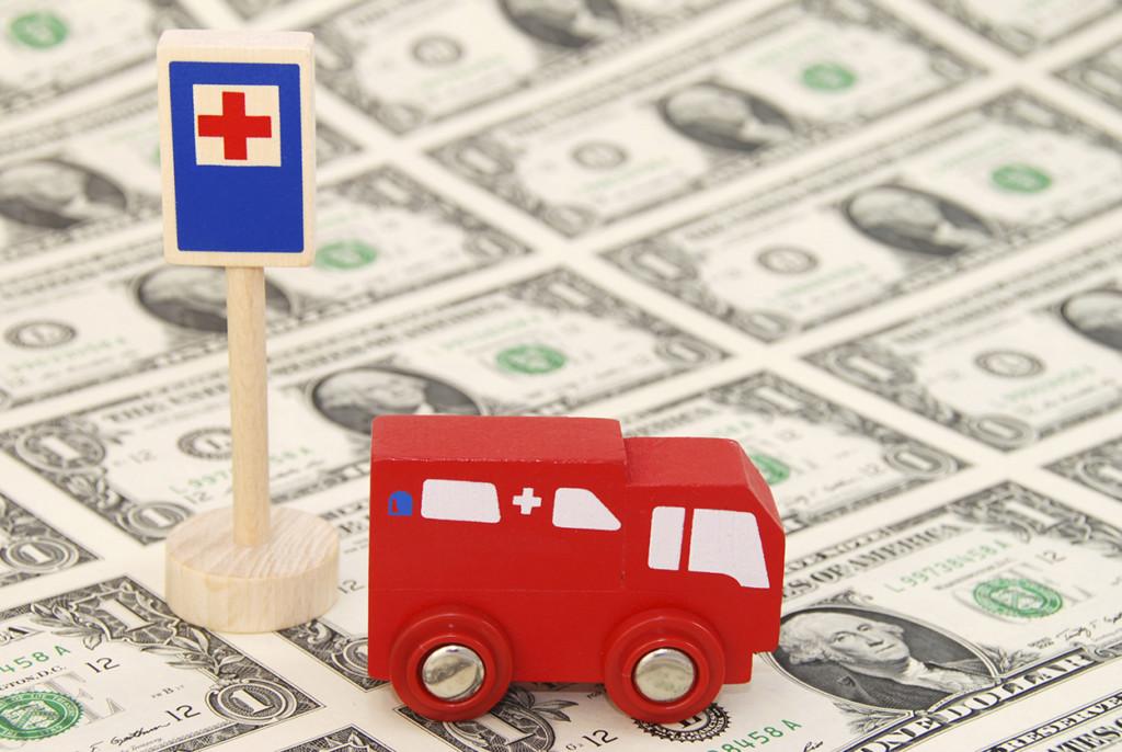 ambulance financing