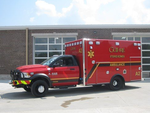 Warrior Osage Type I Ambulances