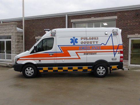 Osage Type II Ambulances
