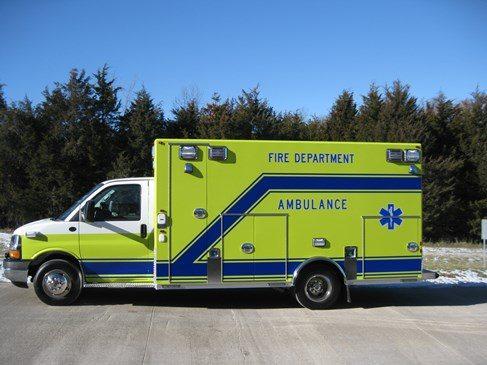 Osage Type III Ambulances