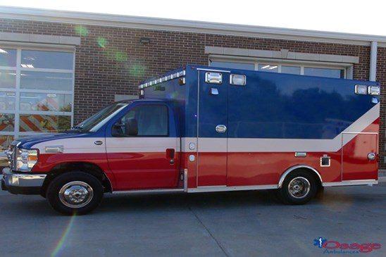 Super Warrior Osage Type III Ambulances