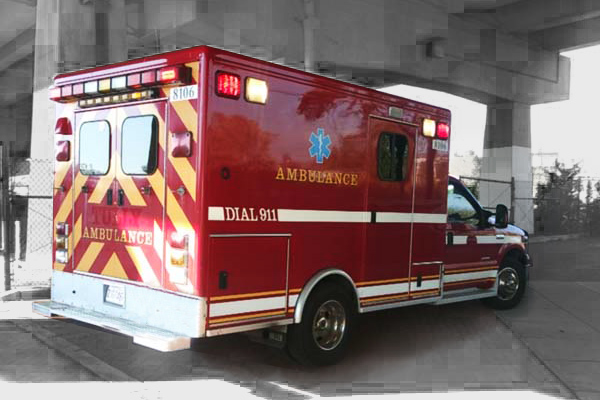 2006 Ford McCoy Miller Type 1 Used Ambulance For Sale 02
