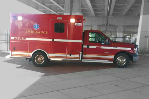 2006 Ford McCoy Miller Type 1 Used Ambulance For Sale 04
