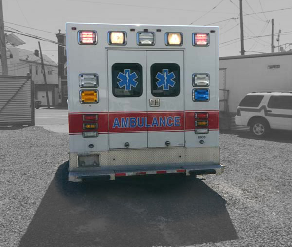 2009 Ford E450 Medix Type 3 Used Ambulance For Sale 03