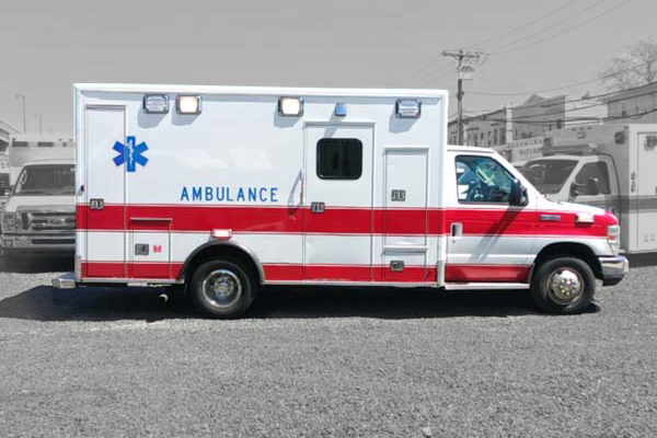 2009 Ford E450 Medix Type 3 Used Ambulance For Sale 04