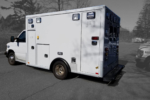 2016 Ford E350 Gas Type 3 AEV Used Ambulance For Sale 02