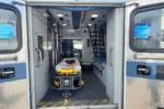 2016 Ford E350 Gas Type 3 AEV Ambulance 06