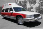 1993 Cadiilac Fleetwood Ambulance For Sale 001