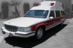 1993 Cadiilac Fleetwood Ambulance For Sale 005