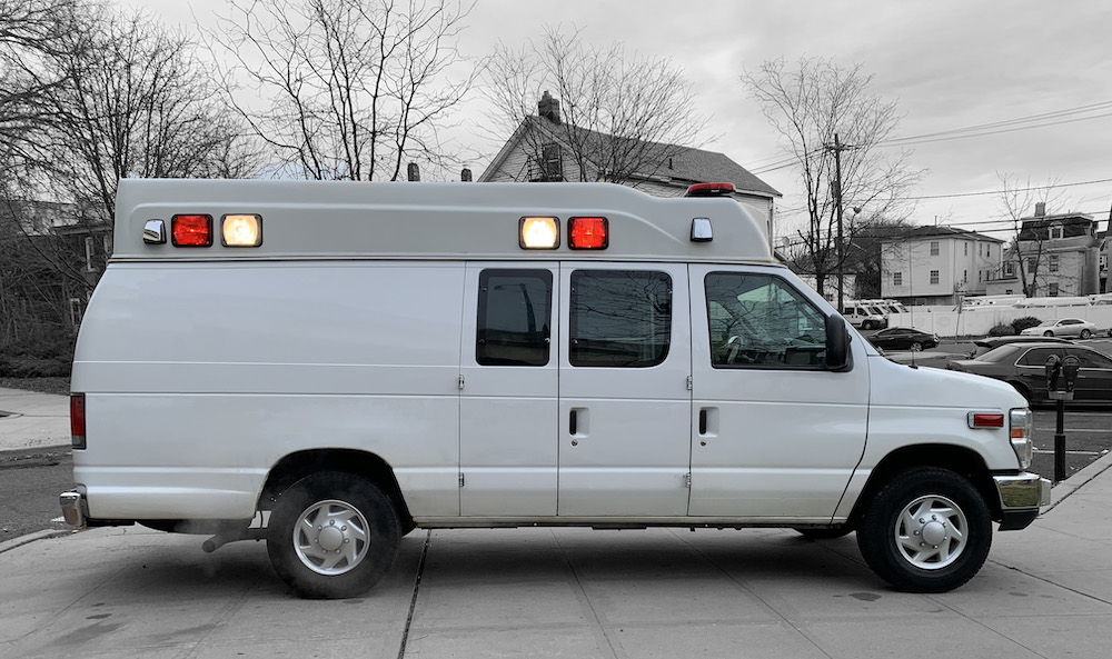 2013 Ford Gas Type 2 McCoy Miller Ambulance 1