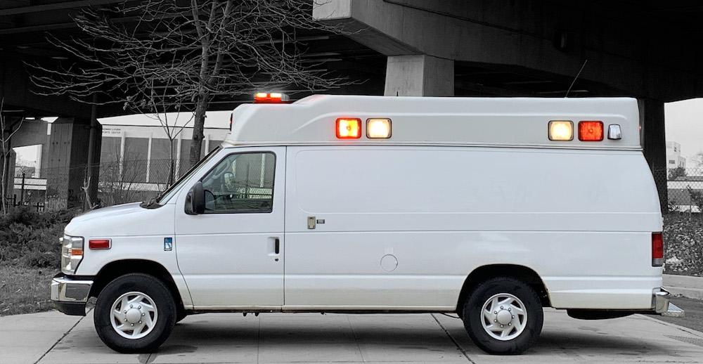 2013 Ford Gas Type 2 McCoy Miller Ambulance 3