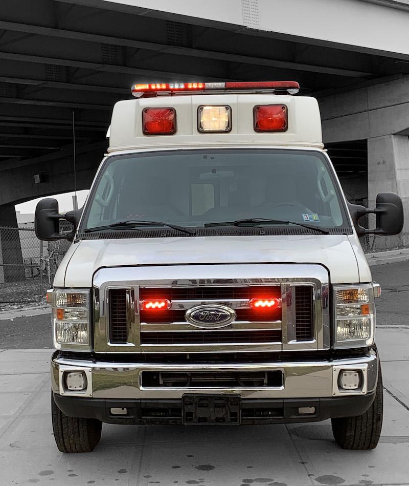 2013 Ford Gas Type 2 McCoy Miller Ambulance 4