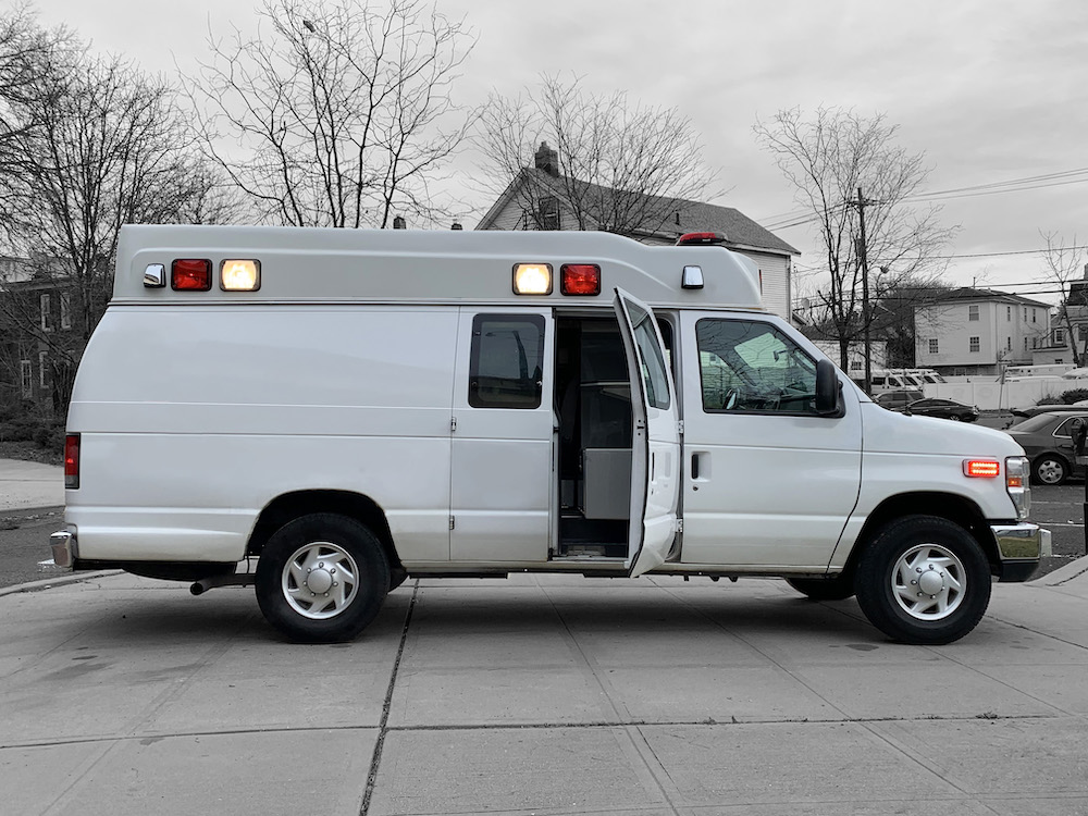 2013 Ford Gas Type 2 McCoy Miller Ambulance 5