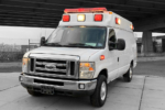 2013 Ford Gas Type 2 Medix Ambulance 2