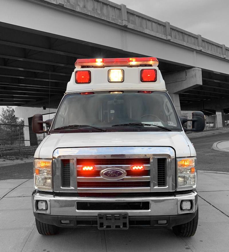 2013 Ford Gas Type 2 Medix Ambulance 3