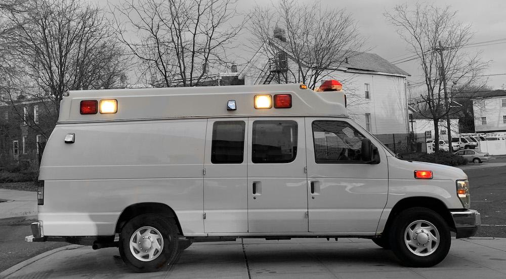 2013 Ford Gas Type 2 Medix Ambulance 4